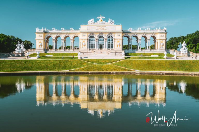 cityscape photography in vienna